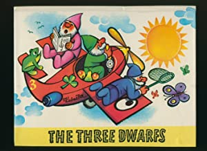 The Three Dwarfs: Master Paper Craftsman