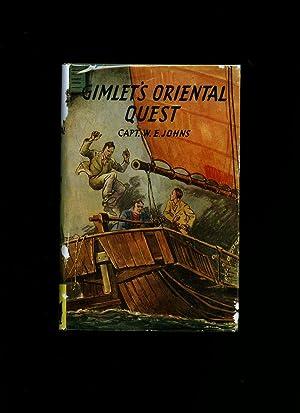 Gimlet's Oriental Quest: Johns, Captain W.