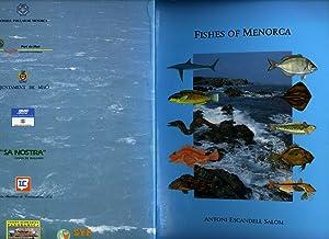 Fishes of Menorca [Peces de Menorca]: Salom, Antoni Escandell