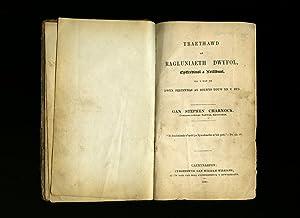 Traethawd ar Ragluniaeth Dwyfol, Dwyn Perthynas ag: Charnock, Stephen and