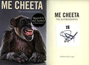 Me Cheeta; The Autobiography [Signed]: James Lever as