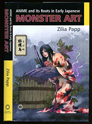 Anime and Its Roots in Early Japanese Monster Art