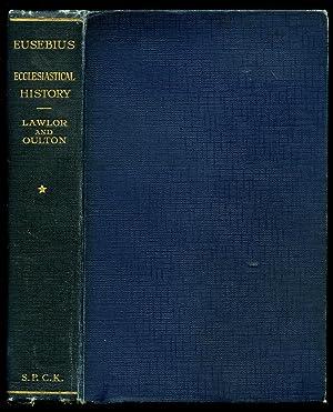 Eusebius, Bishop of Caesarea; The Ecclesiastical History: Eusebius [Translated with