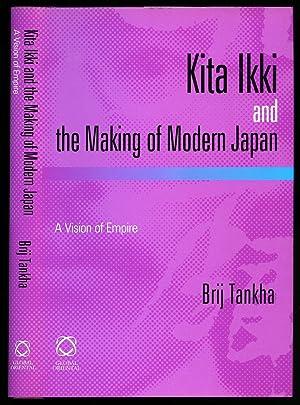 Kita Ikki and the Making of Modern: Tankha, Brij