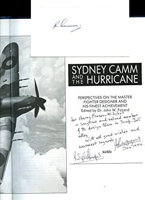 Sydney Camm and the Hurricane: Perspectives on: Fozard, John W.