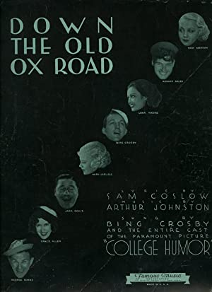 Down the Old Ox Road [Vintage Piano: Bing Crosby [Harry