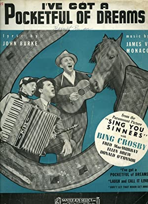 I've Got A Pocketful Of Dreams [Vintage: Bing Crosby [Harry