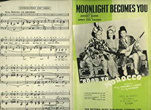Moonlight Becomes You; From the Bob Hope,: Bing Crosby [Harry