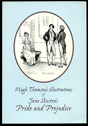 Hugh Thomson's Illustrations of Jane Austen's Pride: Bowden, Jean K.