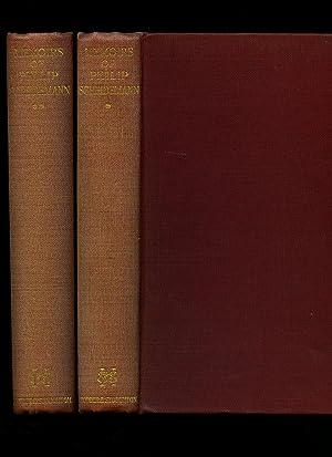 Memoirs of a Social Democrat [Two Volumes]: Scheidemann, Philip [Translated