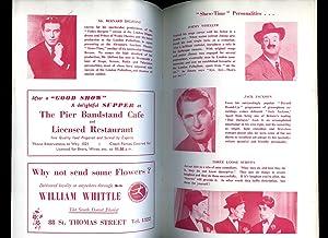 Show Time 1954: Souvenir Theatre Programme Performed: Bernard Delfont, Dick