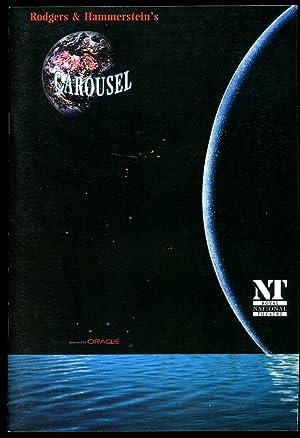 Carousel: Souvenir Theatre Programme Performed at Royal: Richard Rodgers, Oscar