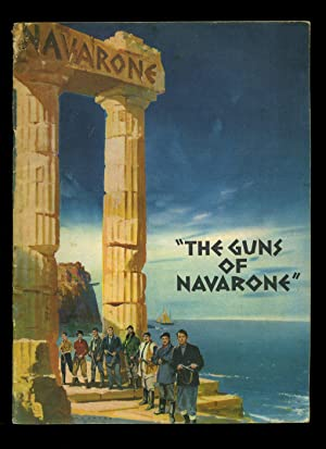 The Guns Of Navarone Film Brochure or: Directed by J.