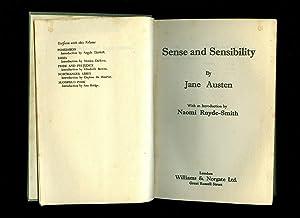 Sense and Sensibility: Austen, Jane [1775-1817]