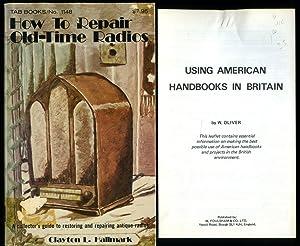 How To Repair Old-Time Radios [Tab Books: Hallmark, Clayton L.