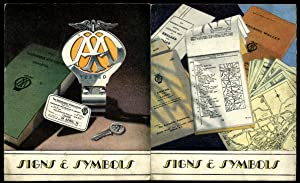 Automobile Association Signs and Symbols Brochure /: Automobile Association [Sir