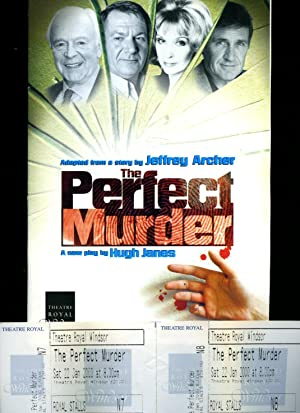 The Perfect Murder - A New Play: Hugh Janes Adapted