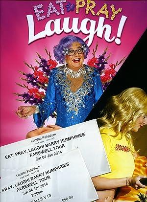 Eat, Pray, Laugh! Barry Humphries' Farewell Tour: Barry Humphries (Sir