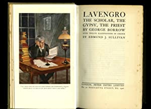 Lavengro | The Scholar, The Gypsy, The: Borrow, George [Illustrated