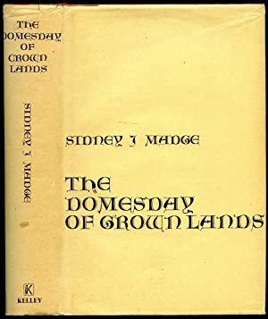 The Domesday of Crown Lands | A: Madge Sidney J.