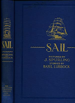 Sail | The Romance of the Clipper: Lubbock, Basil [Alfred