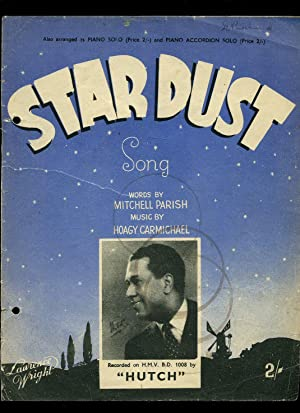 Star Dust | Song from Hutch [Vintage: Words by Mitchell