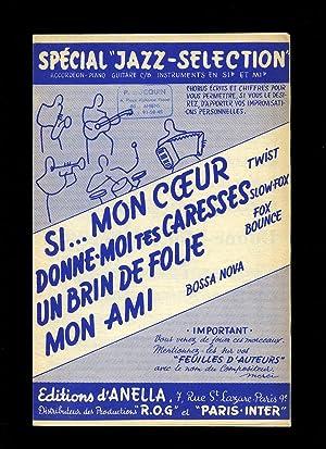Si Mon Coeur (Twist) | Donne Moi: Benny Layne; Marcel