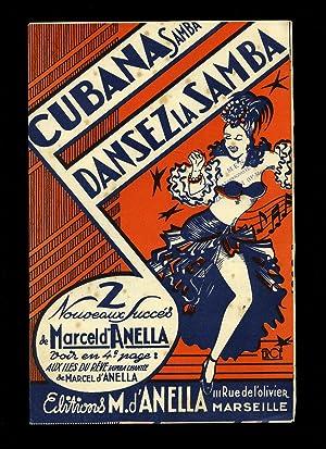 Cubana (Samba) | Dansez la Samba (Samba): Marcel d'Anella