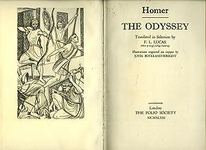 The Odyssey (Folio Society): Homer [Translation from