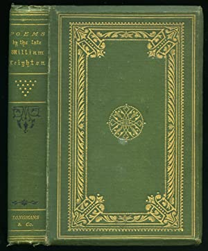 Poems by William Leighton: Leighton, William