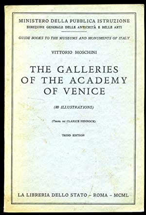 Guide Books to the Museums and Monuments: Moschini, Vittorio