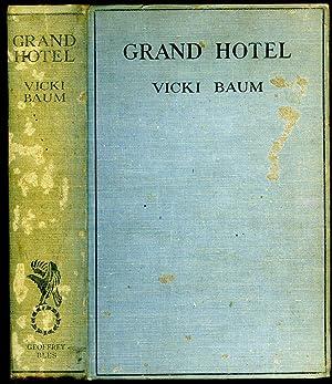 Grand Hotel: Baum, Vicki [Translated