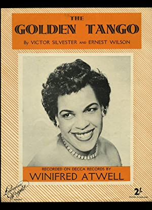 The Golden Tango [Vintage Piano Sheet Music]: Victor Silvester and
