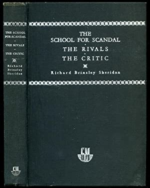 The School For Scandal | The Rivals: Sheridan, Richard Brinsley
