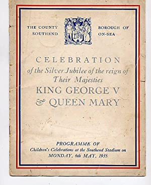 The County Borough of Southend-on-Sea Celebration of: The County Borough