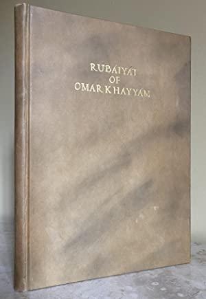 Rubáiyát of Omar Khayyám [Triple Signed]: Omar Khayyám (18