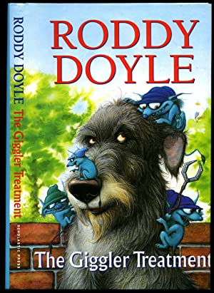 The Giggler Treatment: Doyle, Roddy [Cover