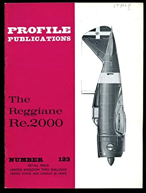 Profile Publications Number 123 The Reggiane Re.: Cattaneo, Gianni