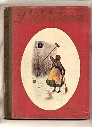 Little Women: Alcott, Louisa M. [1832-1888] Abridged by W. Dingwall Fordyce [Cover and ...