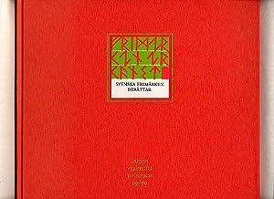 Svenska Frimärken Berättar; Årsbok Yearbook Jahrbuch 1989-1990 [Swedish Stamps ...