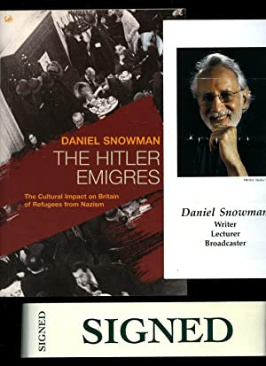 The Hitler Émigrés; The Cultural Impact on: Snowman, Daniel [Adolf