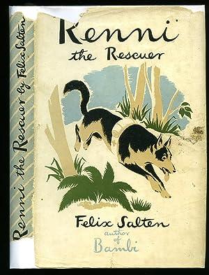 Renni The Rescuer: A Dog of the: Salten, Felix [1869-1947]
