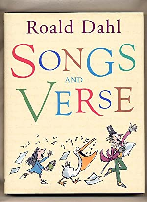 Songs and Verse: Dahl, Roald [1916-1990]