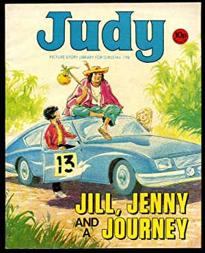Judy Picture Story Library for Girls No.