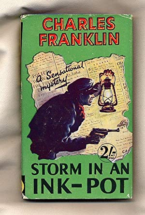 Storm in an Ink Pot [Collins 2/-: Franklin, Charles