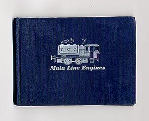 Main Line Engines: Railway Series No. 21: Awdry, The Rev.