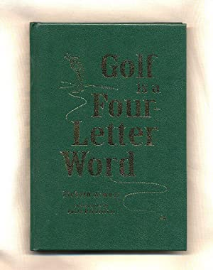 Golf is a four letter word by armour richard introduction by peter golf is a four letter word armour richard introduction spiritdancerdesigns Images