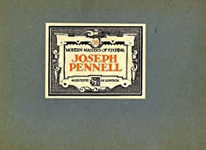 Modern Masters of Etching: Joseph Pennell Series: Pennell, Joseph [Introduction