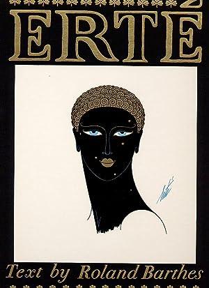 Erté [Romain de Tirtoff]: Barthes, Roland [With