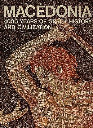 Greek Lands in History: Macedonia 4000 Years: Sakellariou, M. B.